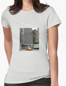 Classic New York Womens Fitted T-Shirt
