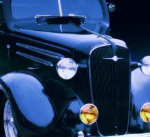 1935 Chevrolet Master Sedan Sticker