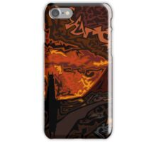 Mount Doom Scenery iPhone Case/Skin