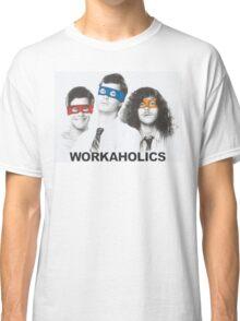 Workaholics tmnt Classic T-Shirt