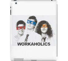 Workaholics tmnt iPad Case/Skin