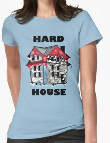GTA Hard House Womens Fitted T-Shirt