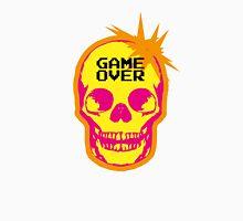 GAME OVER punk skull Unisex T-Shirt