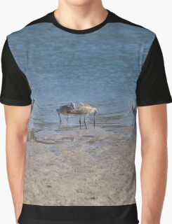 Hunters of Tern Island Graphic T-Shirt
