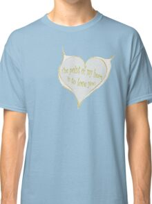 Hearty Greeting Classic T-Shirt
