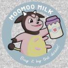 Moomoo Milk; Buy it by the Dozen! by Bowieisgod