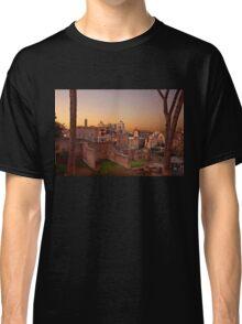 The ancient Roman Forum Classic T-Shirt