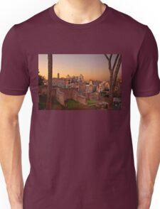 The ancient Roman Forum Unisex T-Shirt