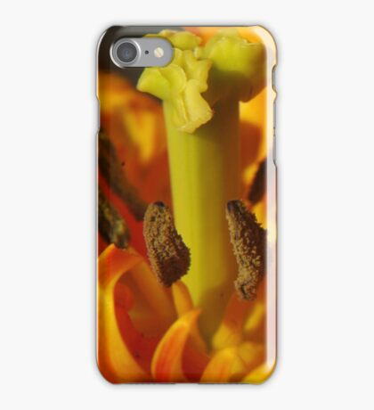 Dahlie Blume iPhone Case/Skin
