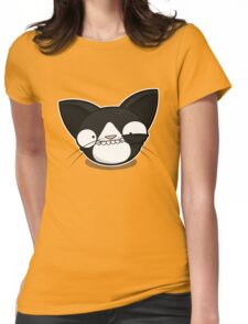 Derpy Guppy's head Womens Fitted T-Shirt