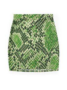 Spit Poison Mini Skirt