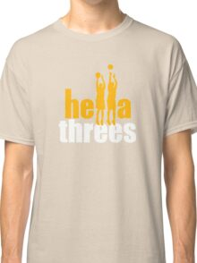 Hella Threes Classic T-Shirt