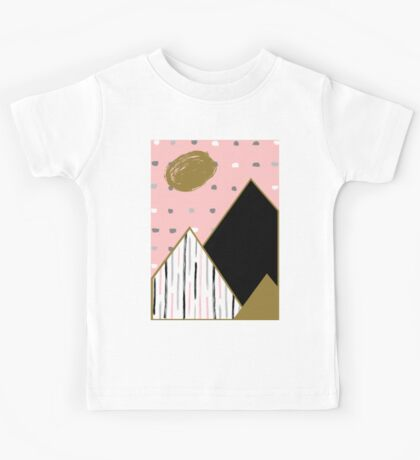 mountains Kids Tee