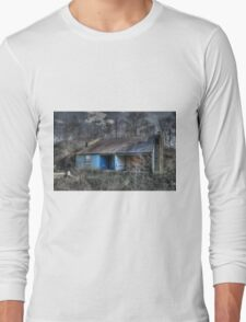 The Blue Shed Long Sleeve T-Shirt