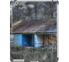 The Blue Shed iPad Case/Skin