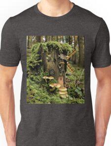 Fungi House Unisex T-Shirt