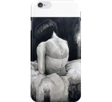 Unlit Candle iPhone Case/Skin