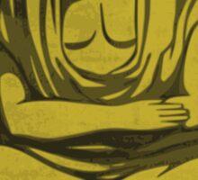 Living Buddha Sticker