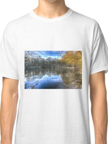 Early morning Forest Pond Classic T-Shirt