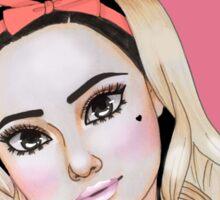 Primadonna Girl Sticker