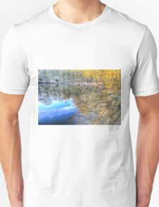 Peaceful Pond Reflections  Unisex T-Shirt