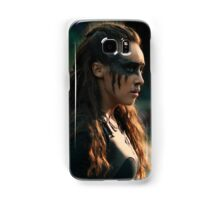 Commander Lexa Samsung Galaxy Case/Skin