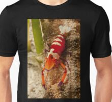 Emperor Shrimp, Papua New Guinea Unisex T-Shirt