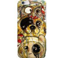 Adventure Time Rick iPhone Case/Skin
