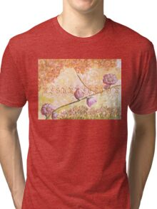 Easter time 2 Tri-blend T-Shirt