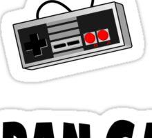 Veteran Gamer Sticker