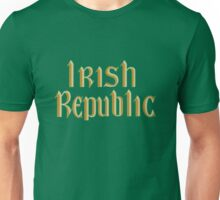 Irish Republic Flag 1916 Unisex T-Shirt