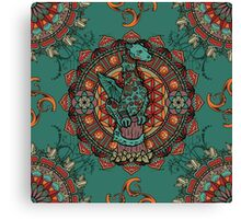 Divine Dragon Canvas Print