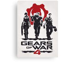 Gears Of War 4 Canvas Print