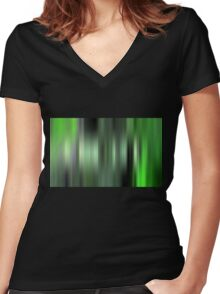 Dream Sequence - extreme edit 1 Women's Fitted V-Neck T-Shirt