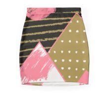 mountains Mini Skirt