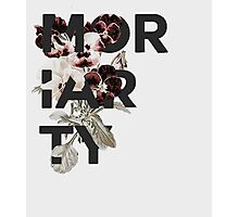 Floral Moriarty Photographic Print