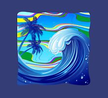 Sea Ocean big Wave Water  Unisex T-Shirt