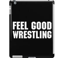 Feel Good Wrestling iPad Case/Skin