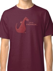 Monster Issues - Dragon Classic T-Shirt