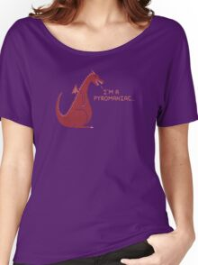 Monster Issues - Dragon Women's Relaxed Fit T-Shirt