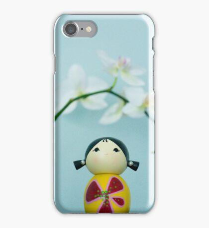 Distinctly Oriental iPhone Case/Skin