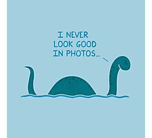 Monster Issues - Nessie Photographic Print