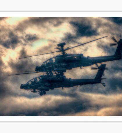 AH-64 Apaches Sticker