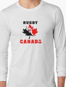 Team Canada - Rugby Long Sleeve T-Shirt
