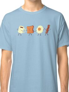 Let's All Go And Have Breakfast Classic T-Shirt