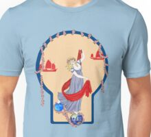 Tarot Two of Coins Unisex T-Shirt