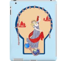 Tarot Two of Coins iPad Case/Skin