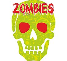 ZOMBIES LIMITED EDITION Photographic Print