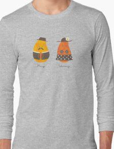 Fruit Genders Long Sleeve T-Shirt