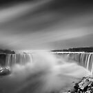 Horseshoe Falls I by Steve Silverman